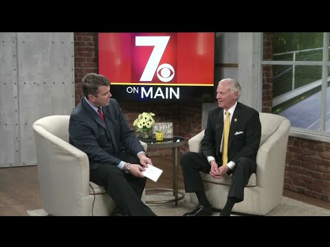 Full SC Gov. Henry McMaster Interview