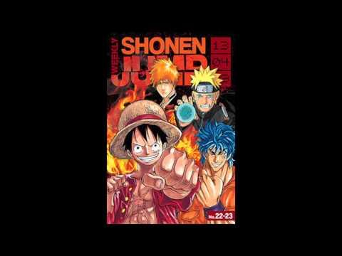 Weekly Shonen Jump Reviews (4-29-13)