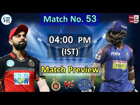 Vivo ipl 2018 match 53