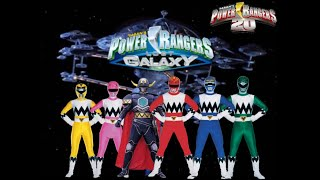 Power Rangers Lost Galaxy (TV Series Review)