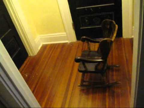 Ghost In A Rocking Chair Youtube