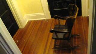 Ghost in a Rocking Chair!