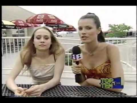Fiona Apple - 1997 Lilith Fair interview