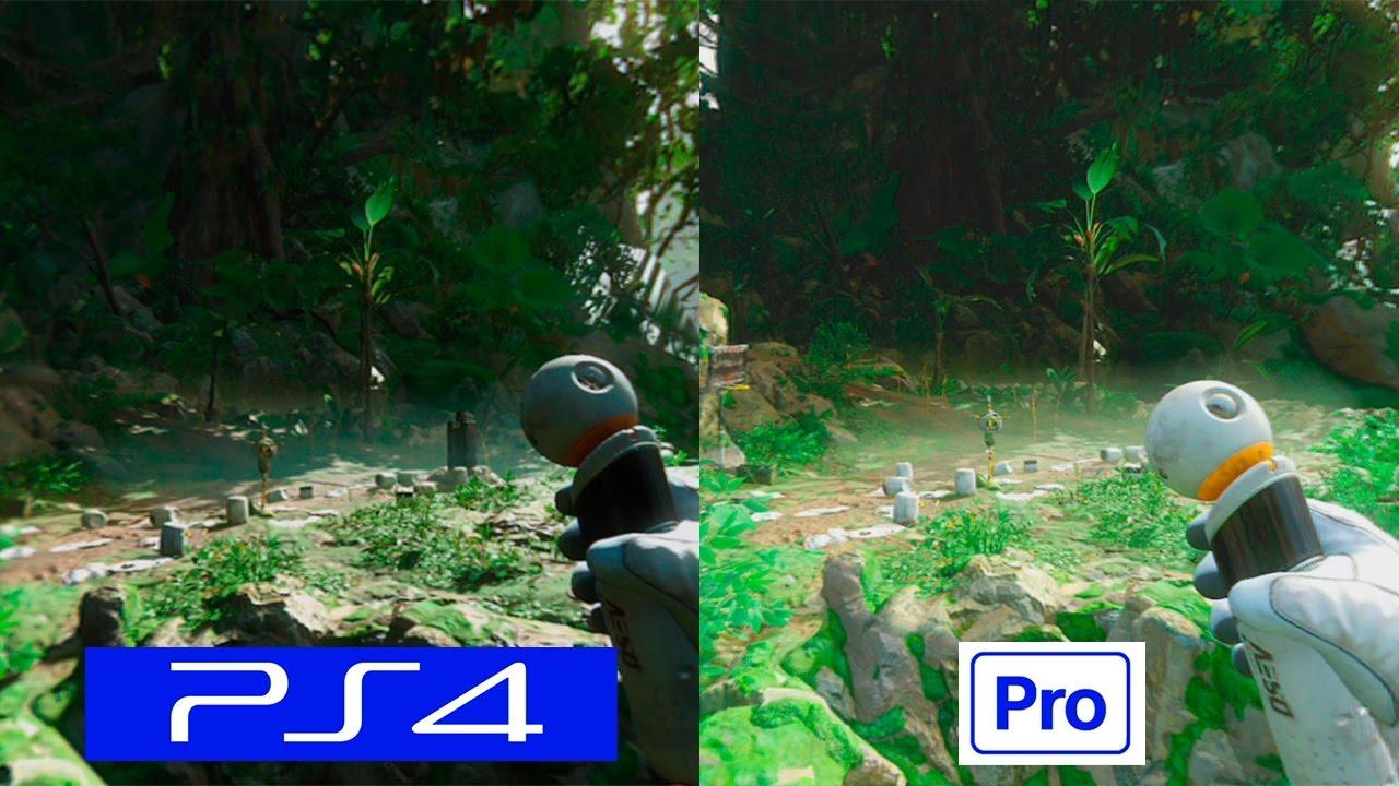 Unterschied Ps4 Und Ps4 Pro