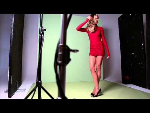 Abbey by Abbey Clancy for Matalan - Behind the Scenes