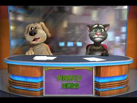 Talking Tom & Ben News die beiden beleidigen sich