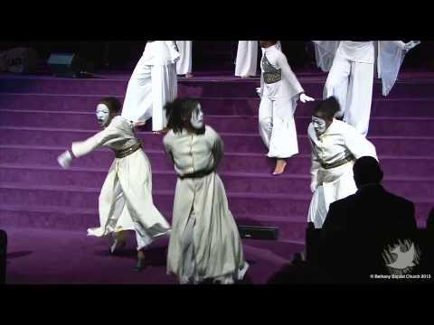 BBC Dance Ministry - Break Every Chain by Tasha Cobbs