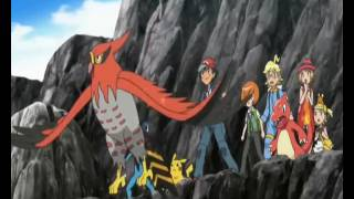 """Pokemon Talonflame VS Moltres """"Time Of Dying"""" AMV"""
