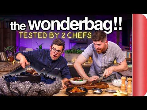 2 Chefs Test THE WONDERBAG: A Non-Electric Slow Cooker!