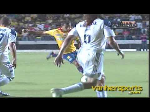Morelia vs LA Galaxy 2-1 [13/09/11] Concacaf Liga de Campeones