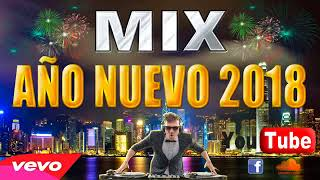 AÑo Nuevo Mix 2018 Reventon Fin De AÑo ☠️ Dj Brayanflow ☠️
