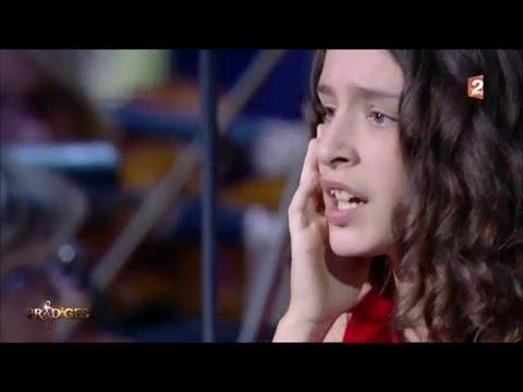 Lucile chante Les Noces de Figaro, « L'ho perduta, me meschina » - Prodiges 3