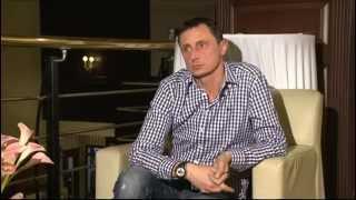 Вадим Галыгин интервю с Сергеем Абалин