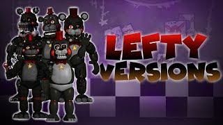 [Fnaf l Speed Edit] Making Lefty Versions