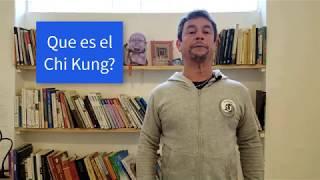 Que es el Chi Kung? Instructor Felipe Morales