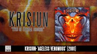 KRISIUN - Eyes Of Eternal Scourge (Album Track)