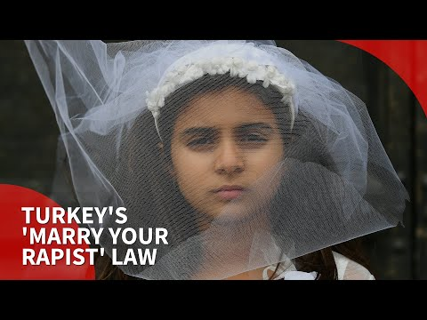 Turkey's 'marry your rapist' law