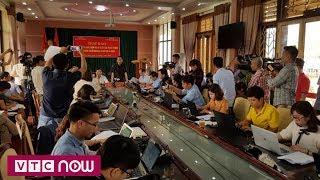 Hơn 330 bài thi bị sửa điểm ở Hà Giang | VTC1