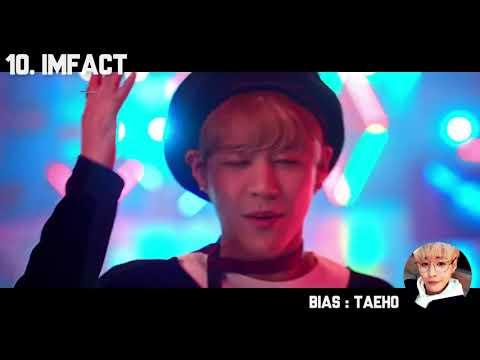 [MY TOP 26] K Pop Boy Groups