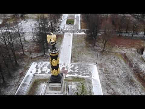 Мемориал Тарутино в честь победы в Отечественной войне 1812 года и ВОВ 1941-1945 гг. Autokraeved.ru