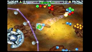 Zzed: match 3 cosmic shooter - iPhone - US - HD Gameplay Trailer