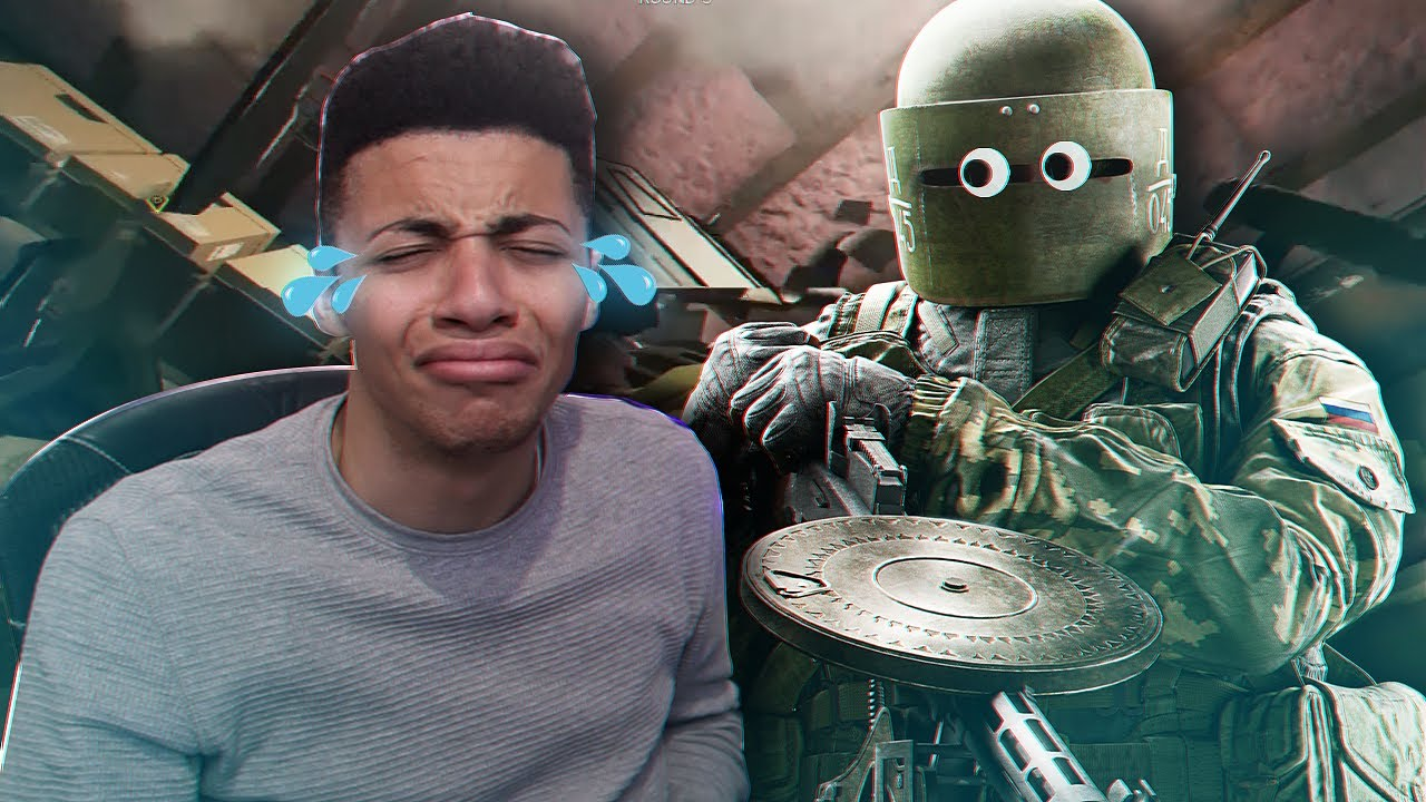 Tricked Into Playing Tachanka (ft. Beaulo & Achieved)