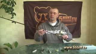 видео Основные виды искусственных приманок для ловли на спиннинг