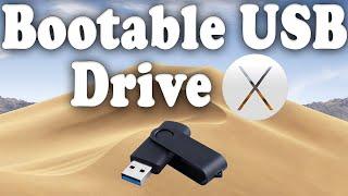 How to Create a Bootable USB - Mac OS X