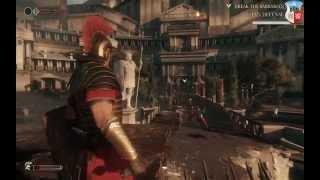 Ryse Son of Rome PC GAMEPLAY - part1  - hardcore