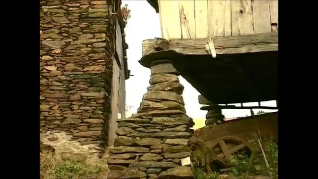 La casa tradicional asturiana h rreos y paneras youtube - Casa tradicional asturiana ...