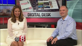 Digital Desk - Monday June 25th