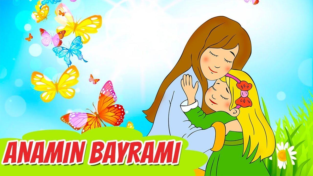 Anamin Bayrami Seiri 8 Mart Youtube