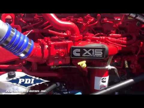 Cummins X15 ECM Tuning from Performance Diesel Inc