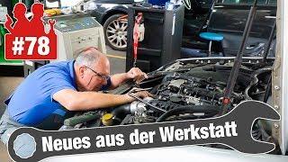 88er Benz-Coupé mit Startproblemen und Drallklappen-Drama beim C220 Cdi