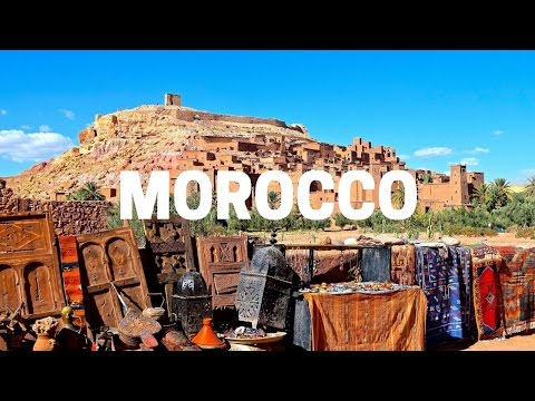 Travel in Morocco: Marrakech, Atlas Mountains, Sahara Desert