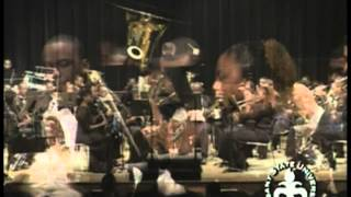 """Overture to the Abduction"" from the Seraglio, Mozart.  Albany State University Symphonic Band"