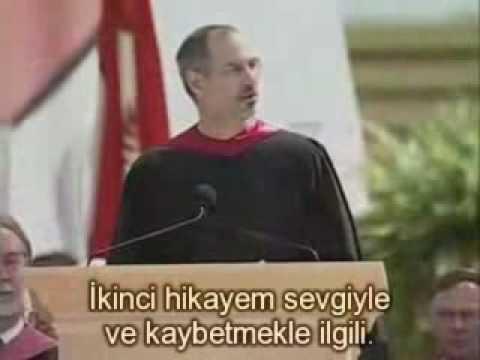 Steve Jobs'un 'Aç kal; budala kal' formülü Bölüm 1