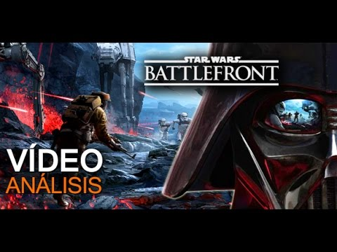 Star Wars Battlefront, Vídeo Análisis