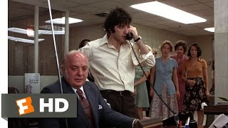Dog Day Afternoon (4/10) Movie CLIP - On the Air (1975) HD