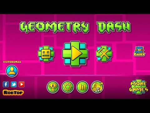 Geometry Dash 2.1 PIANO TEXTURE PACK