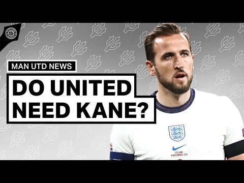 Harry Kane To United Latest! | Man United Transfer News