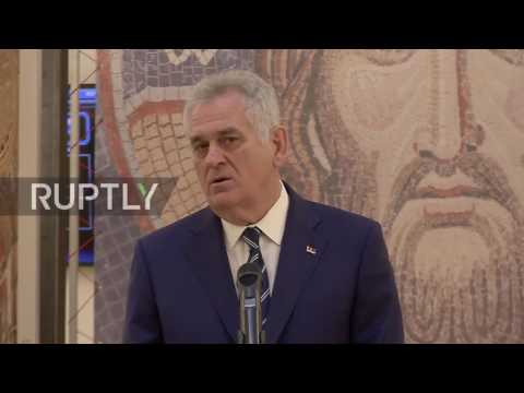 Serbia: Model of the St. Sava Temple unveiled in Belgrade