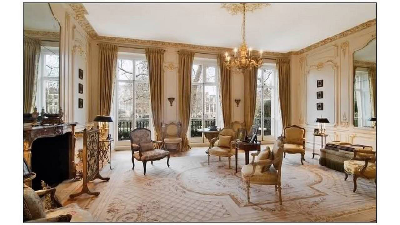 Modern victorian furniture design