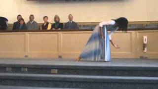 Praise Dance to Juanita Bynum-Psalms 23