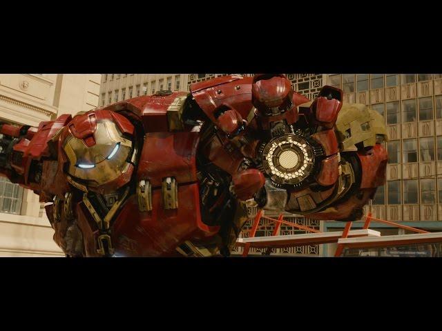 어벤져스: 에이지 오브 울트론 - 2차 공식 예고편 (한글자막)