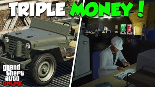 Worst Weekly Update Ever??? TRIPLE MONEY & DISCOUNTS - GTA Online
