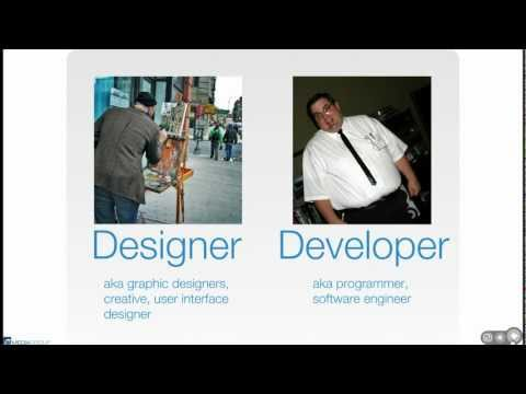 "Webinar: Shifting from ""Web Design"" to ""Web Development"" by Optimizing and Measuring Conversions"