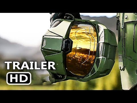 HALO INFINITE Official Trailer (2019) E3 2018 Game HD