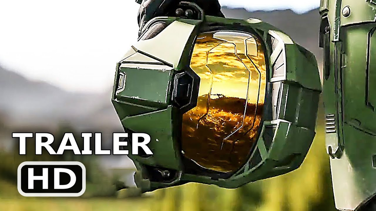 Halo Infinite Official Trailer 2019 E3 2018 Game Hd Youtube