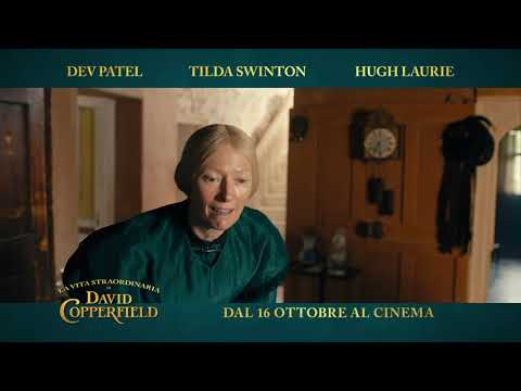 "La vita straordinaria di David Copperfield | HD Clip ""La signora Trotwood"""